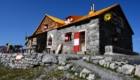 Il rifugio V Alpini