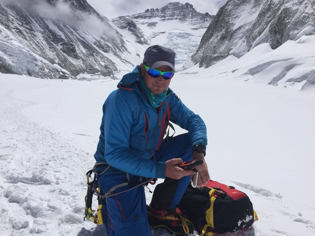 alpinismo, everest, camandona