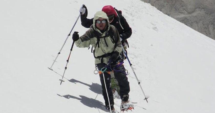 Alpinismo, ottomila, Lhotse, Matsumoto Tatsuo
