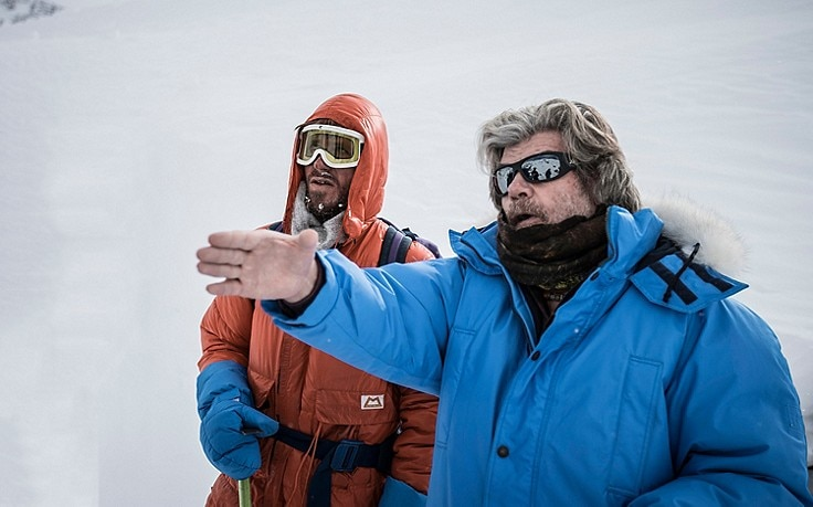 Messner, Habeler, 1978, Everest, documentario