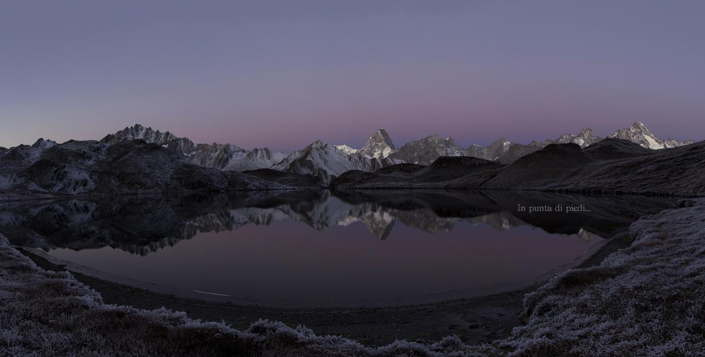 Photo of In punta di piedi tra le montagne della Valle d'Aosta – Gallery