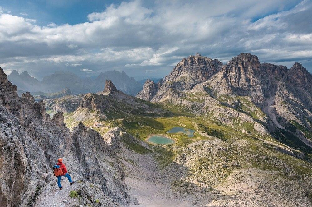 Dolomiti senza confini, Alta Via, Dolomiti, itinerari, Reinhold Messner