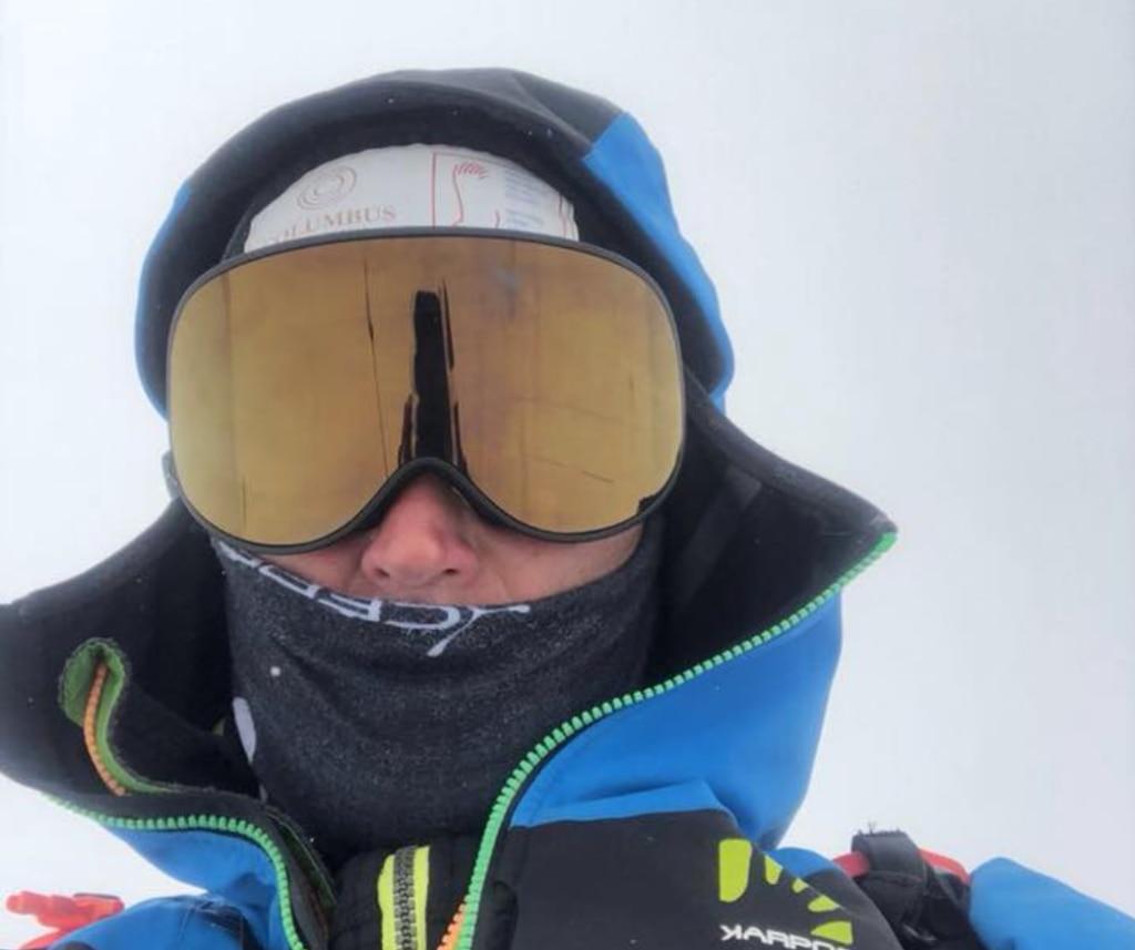 alpinismo, kanchenjunga, marco confortola, himalaya