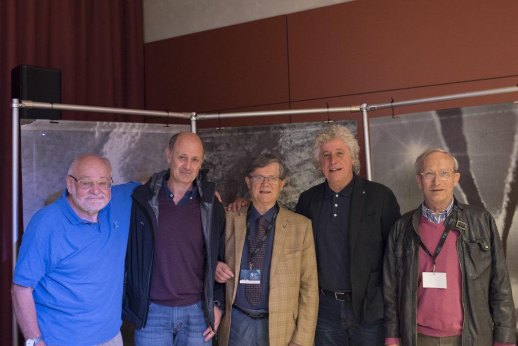 kurt diemberger, trento film festival