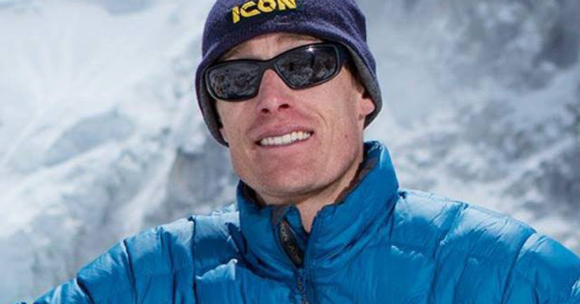 Steve Plain, Everest, Seven Summits, Guinness World Record, ottomila, alpinismo