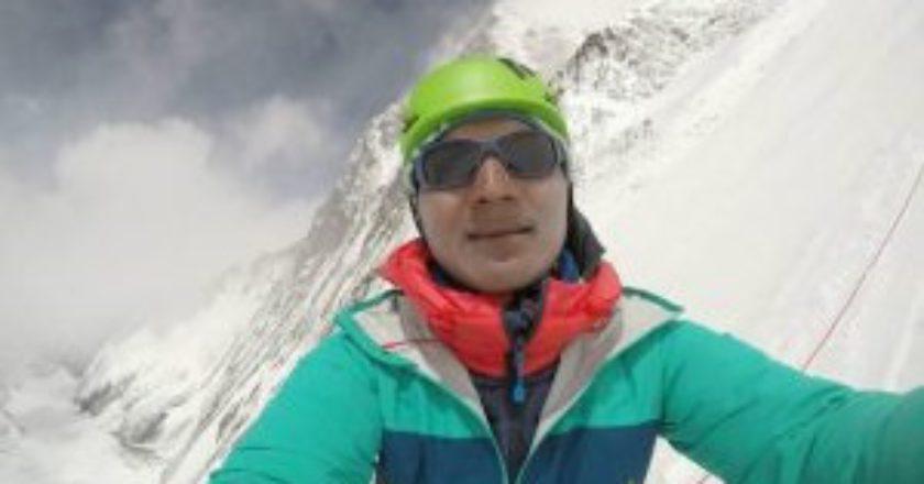 Tenji Sherpa, Everest, Lhotse, alpinismo, ottomila