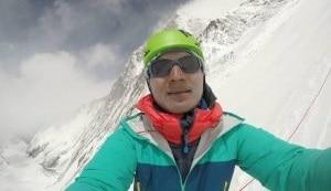 Photo of Tenji Sherpa rinuncia al Lhotse