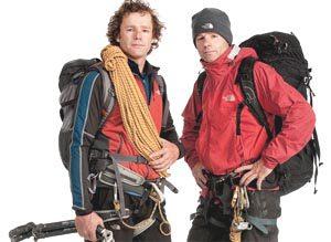 Matt Moniz, Willie Benegas, Everest, Lhotse, ottomila, alpinismo, NASA, DNA