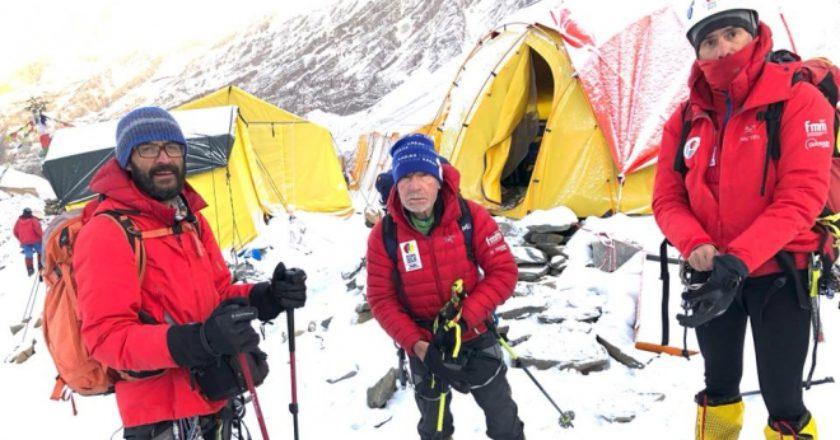 Dhaulagiri, alpinismo, Carlos Soria, ottomila