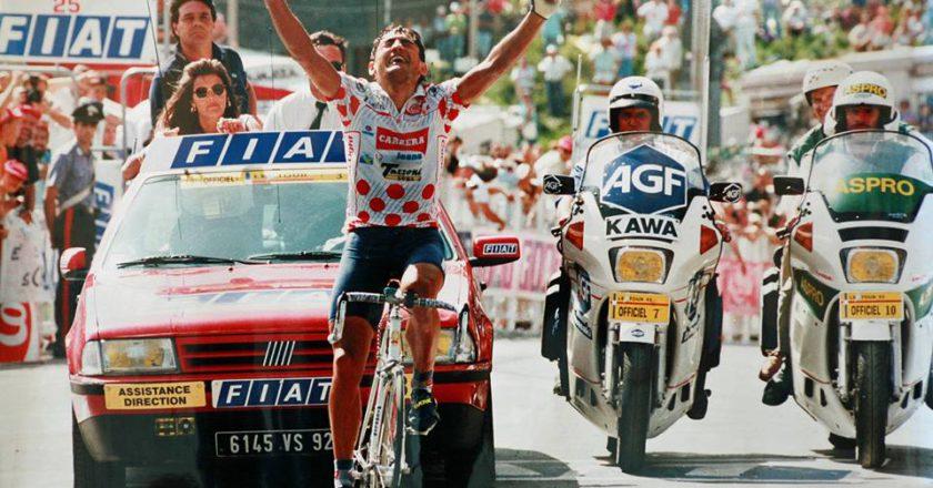El Diablo, Claudio Chiappucci, bike, outdoor