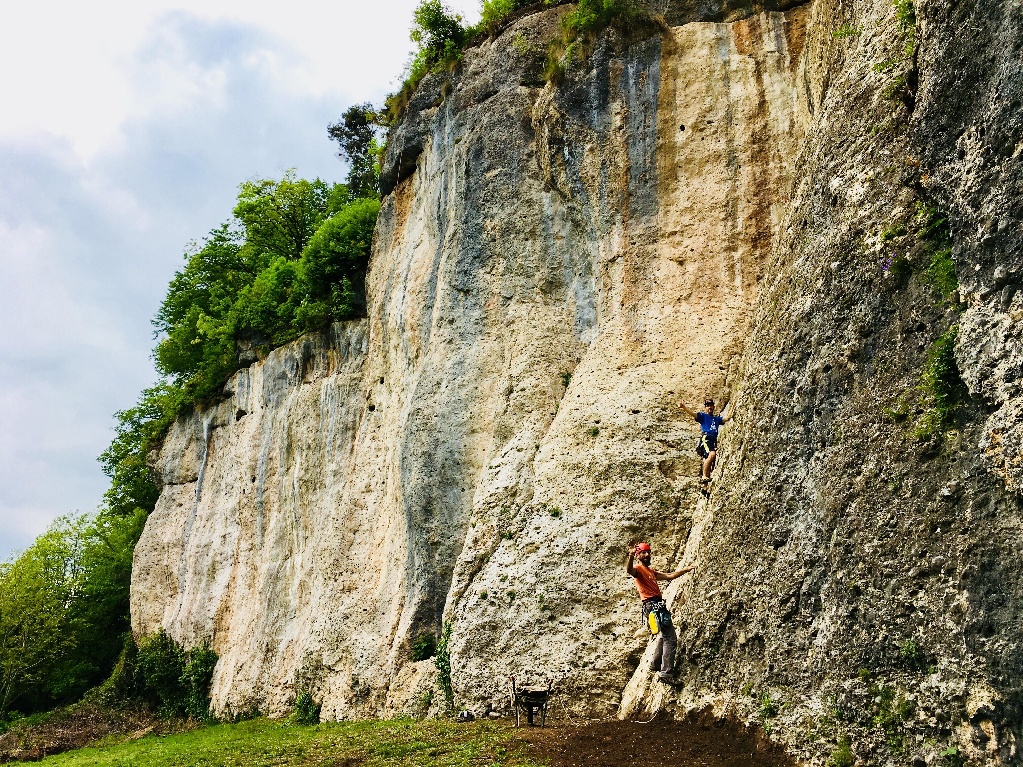 La Falesia Dimenticata, arrampicata, climbing, outdoor