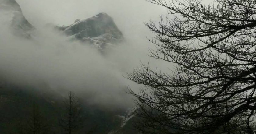 tragedia del Vallese, haute Chamonix-Zermatt, montagna, silenzio