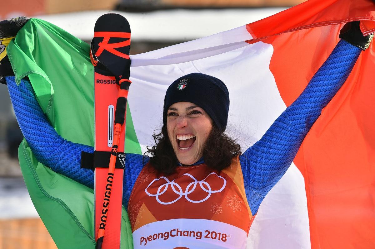 Photo of Federica Brignone: «La mia avversaria più temibile, sono io!»