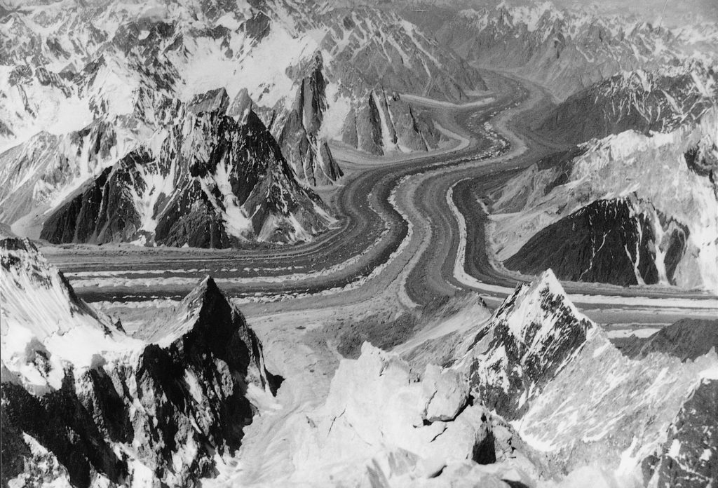 Gasherbrum IV, 1958, Carlo Mauri, Baltoro