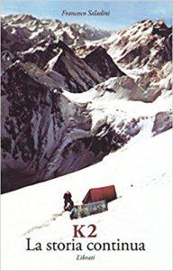 Alpinismo, ottomila, K2, 1954, Walter Bonatti, Libri