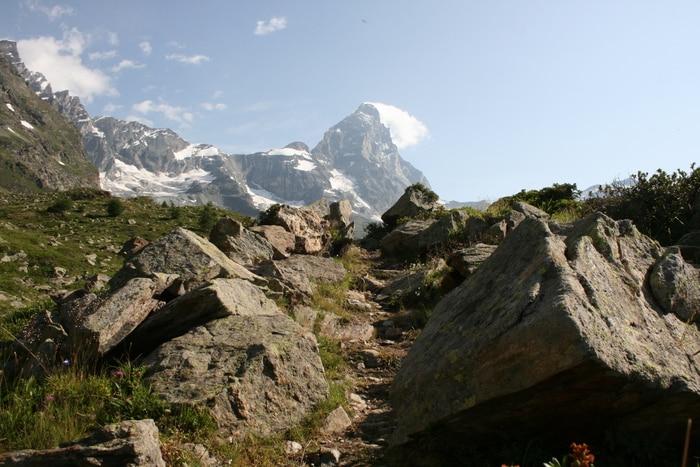sentiero carrel, cervinia, outdoor festival, trekking