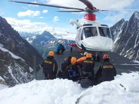 alpinismo, cronaca, Cervino, Colle del Leone