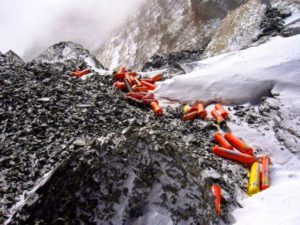 Everest, alpinismo, ottomila, Rupert Jones-Warner