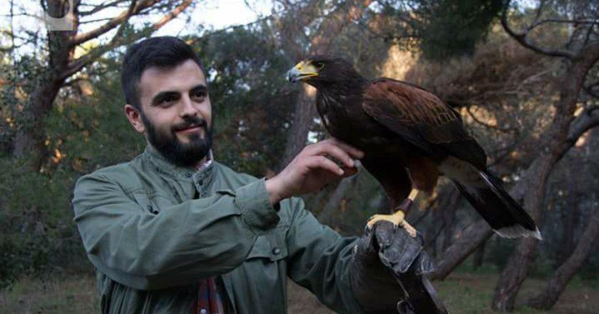 Antonio Caprara, sopravvivenza, outdoor, molise