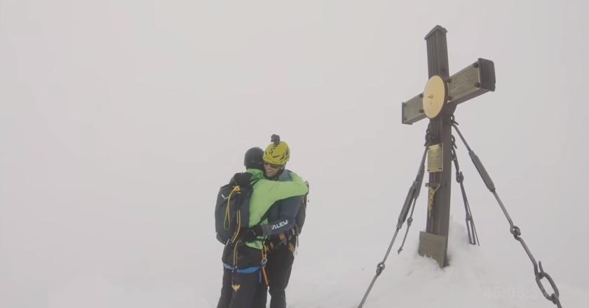 North 3, Simon Gietl, Vittorio Messini, alpinismo, Ortles, tre cime di Lavaredo, Grossglockner