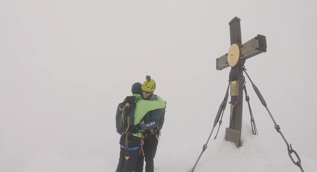 Photo of Arriva il video di North3, il concatenamento di Gietl e Messini sulle Alpi