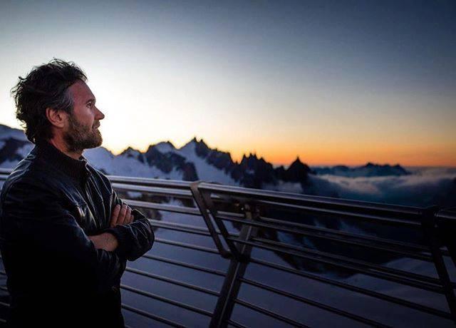 Photo of Cracco, il cuoco stellato sul Monte Bianco