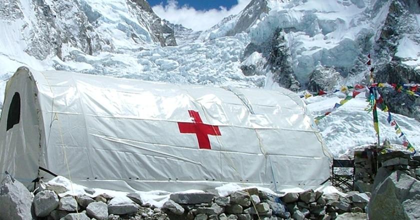 Everest ER, alpinismo, ottomila