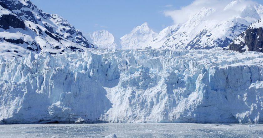 Ambiente, ghiacciai, iceberg, video