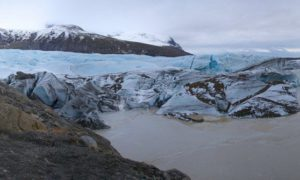 Interstellar, ghiacciaio, Svínafellsjökull