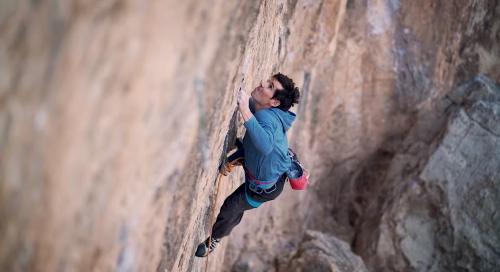 Alex Honnold, Jonathan Siegrist, climbing
