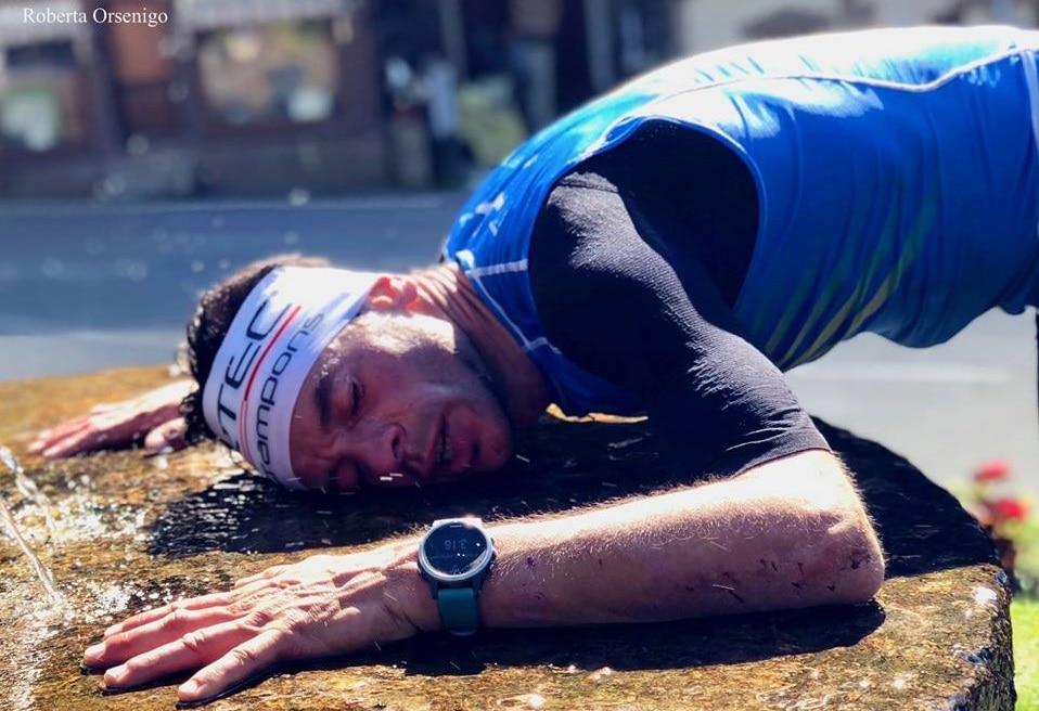 Photo of Marco De Gasperi firma il nuovo record di velocità sul Monte Rosa