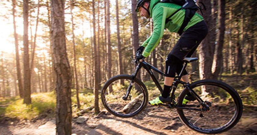 Mountain bike, MTB, escursionismo, montagna, outdoor