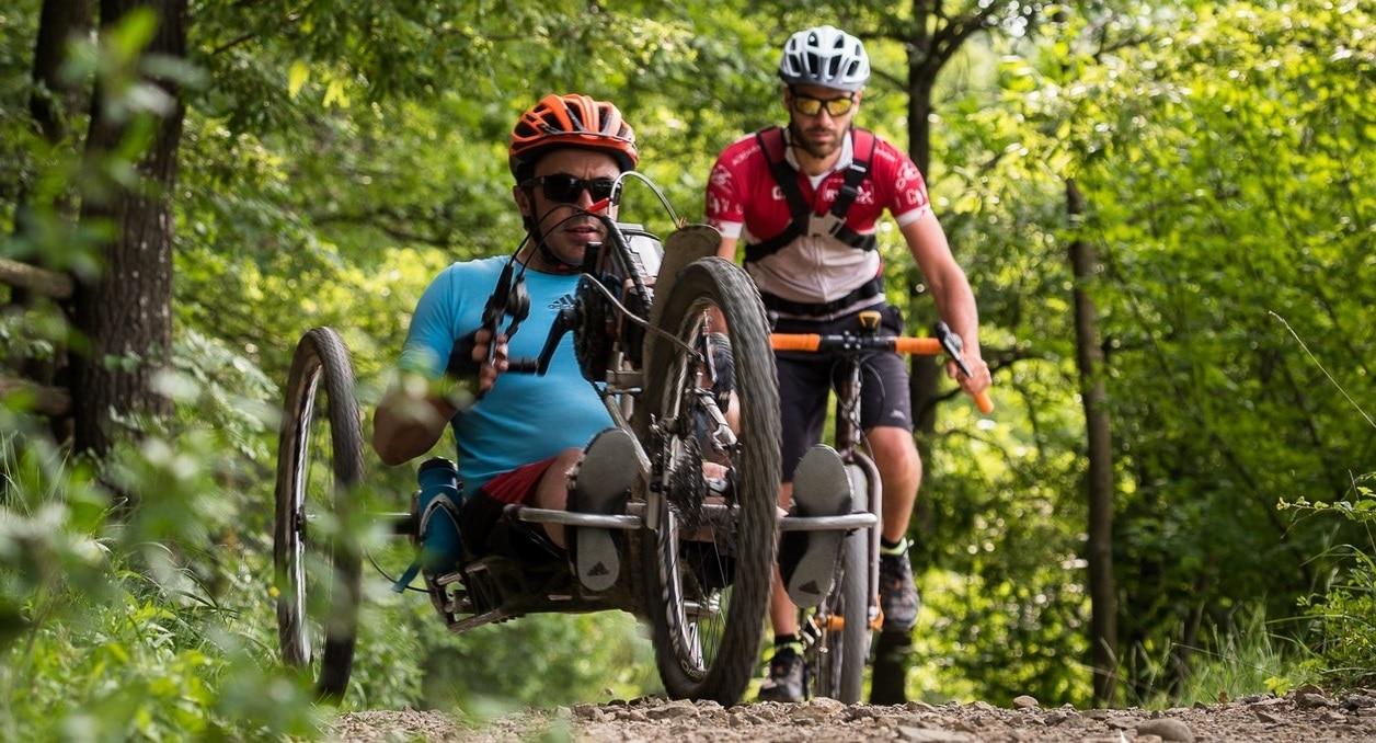 Photo of Appennini, oltre mille chilometri di piste e sentieri per le persone affette da disabilità