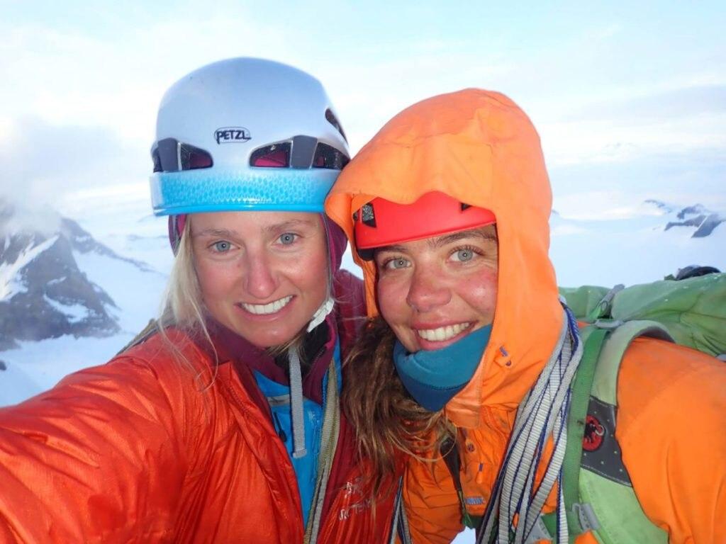 alpinismo, alaska