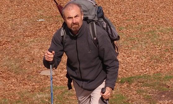 Paolo Piacentini, Appennino, outdoor, camminare
