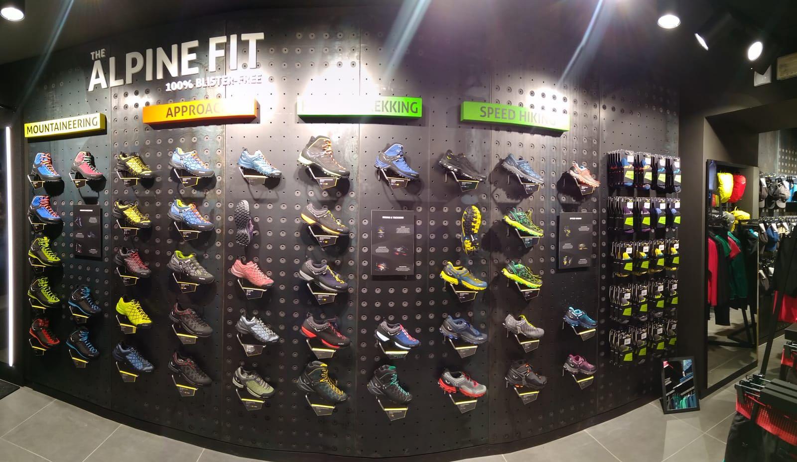 Photo of Salewa inaugura un nuovo store a Cuneo