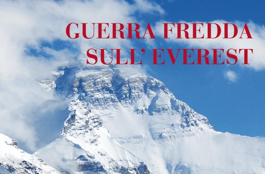 """Photo of Il libreria – """"Guerra Fredda sull'Everest"""""""