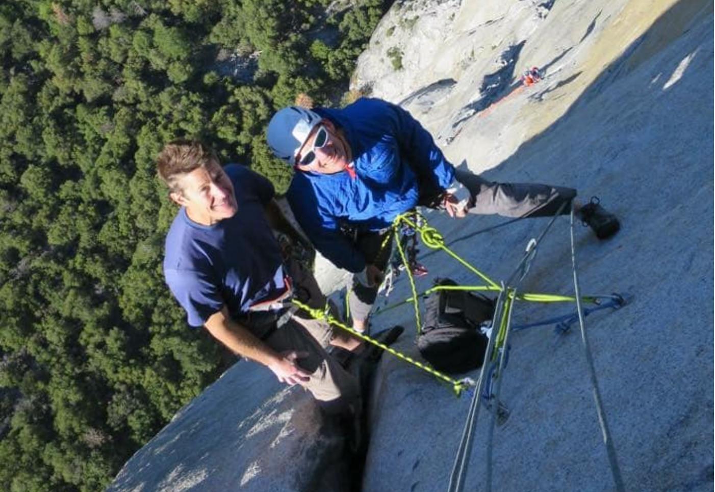 Photo of Due climber esperti muoiono su El Capitan cadendo per 300 metri da Freeblast