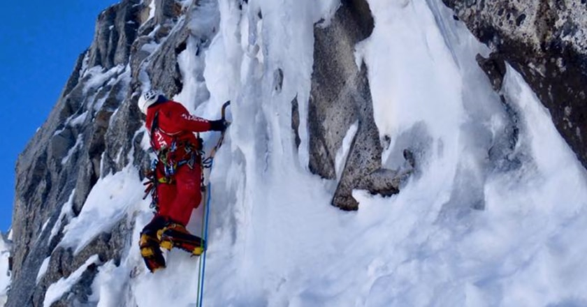alpinismo, piolets d'Or