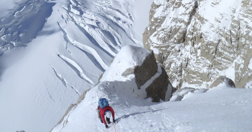 alpinismo, denali, femminile