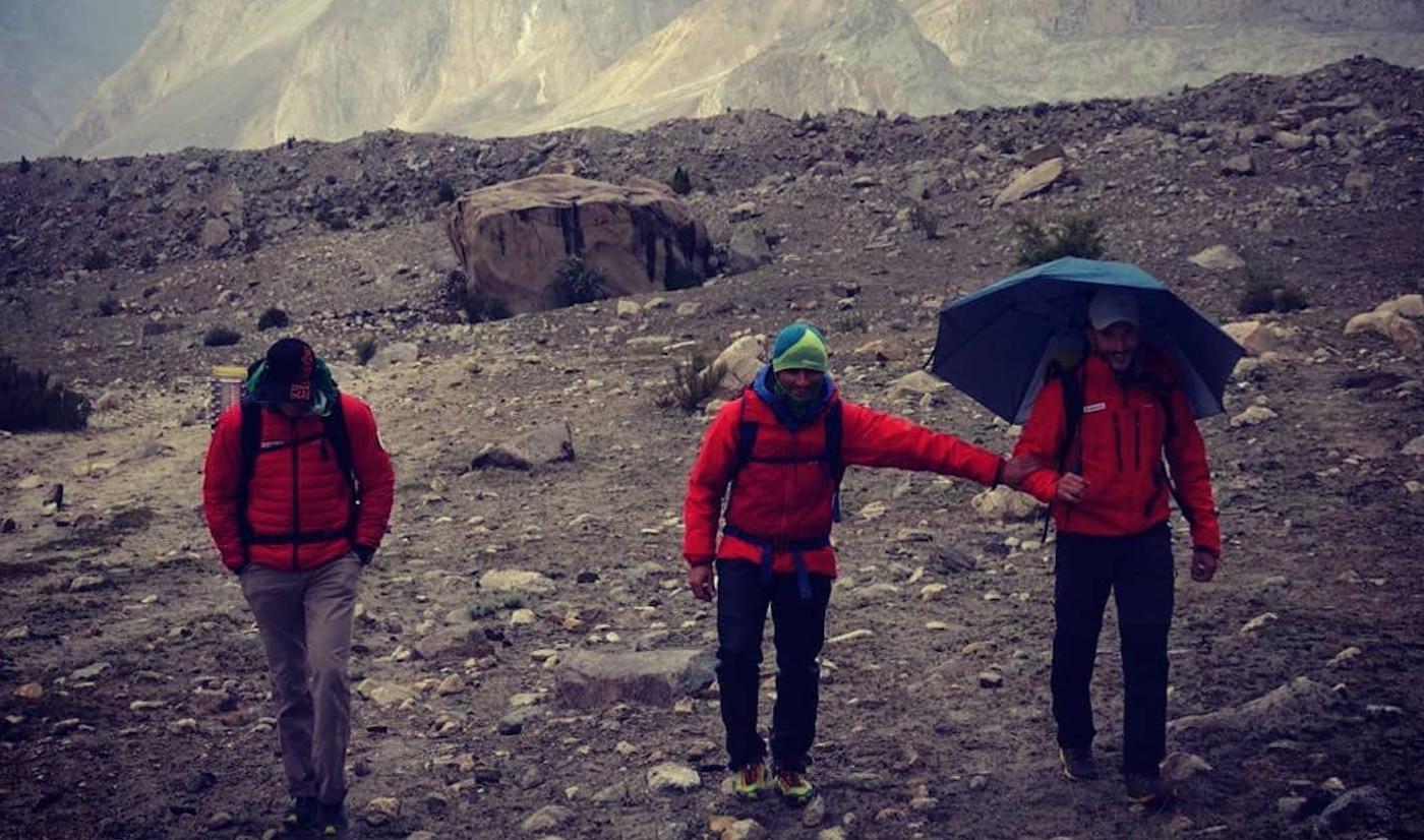 alpinismo, GIV, karakorum