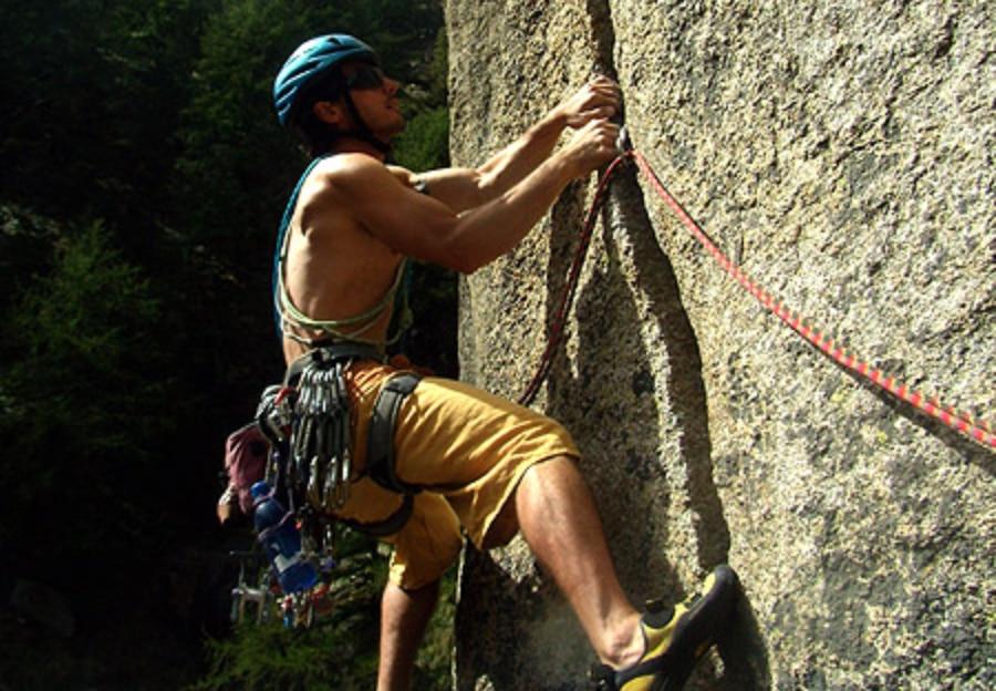 Photo of Outdoor Festival 2018 – A scuola di arrampicata in falesia con le Guide Alpine del Cervino