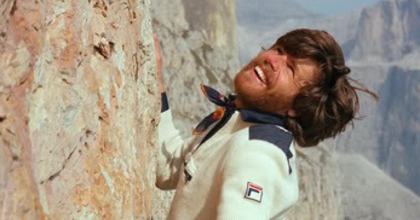 Arco Rock Legends, Reinhold Messner, oscar dell'arrampicata