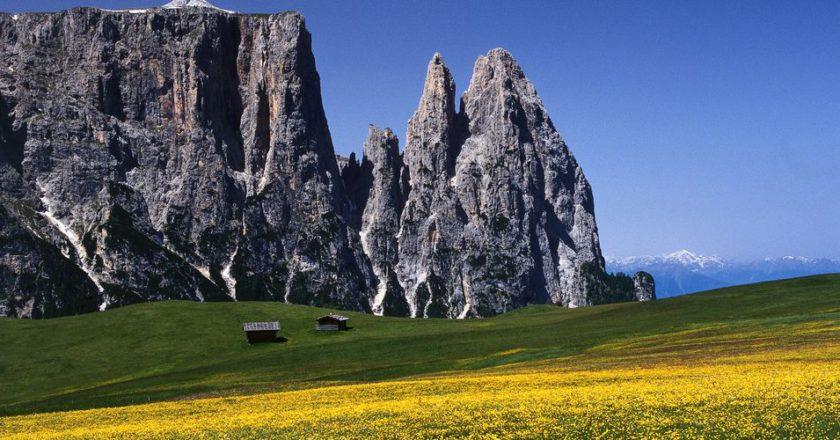 Cronaca, Sciliar, Dolomiti