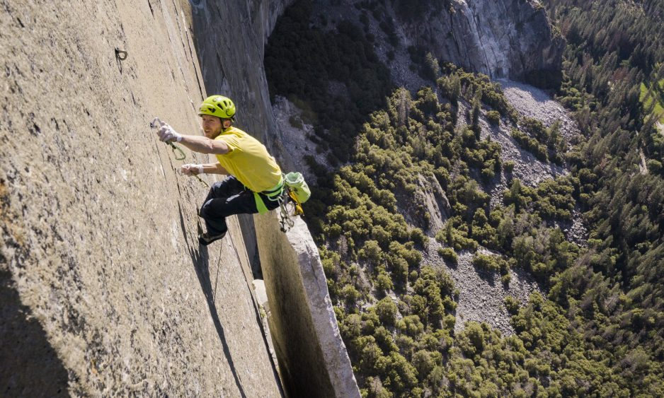 Alex Honnold, Tommy Caldwell, The Nose, El Capitan, scalata, climbing, record