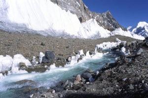 Montagna, ghiacciai, ambiente