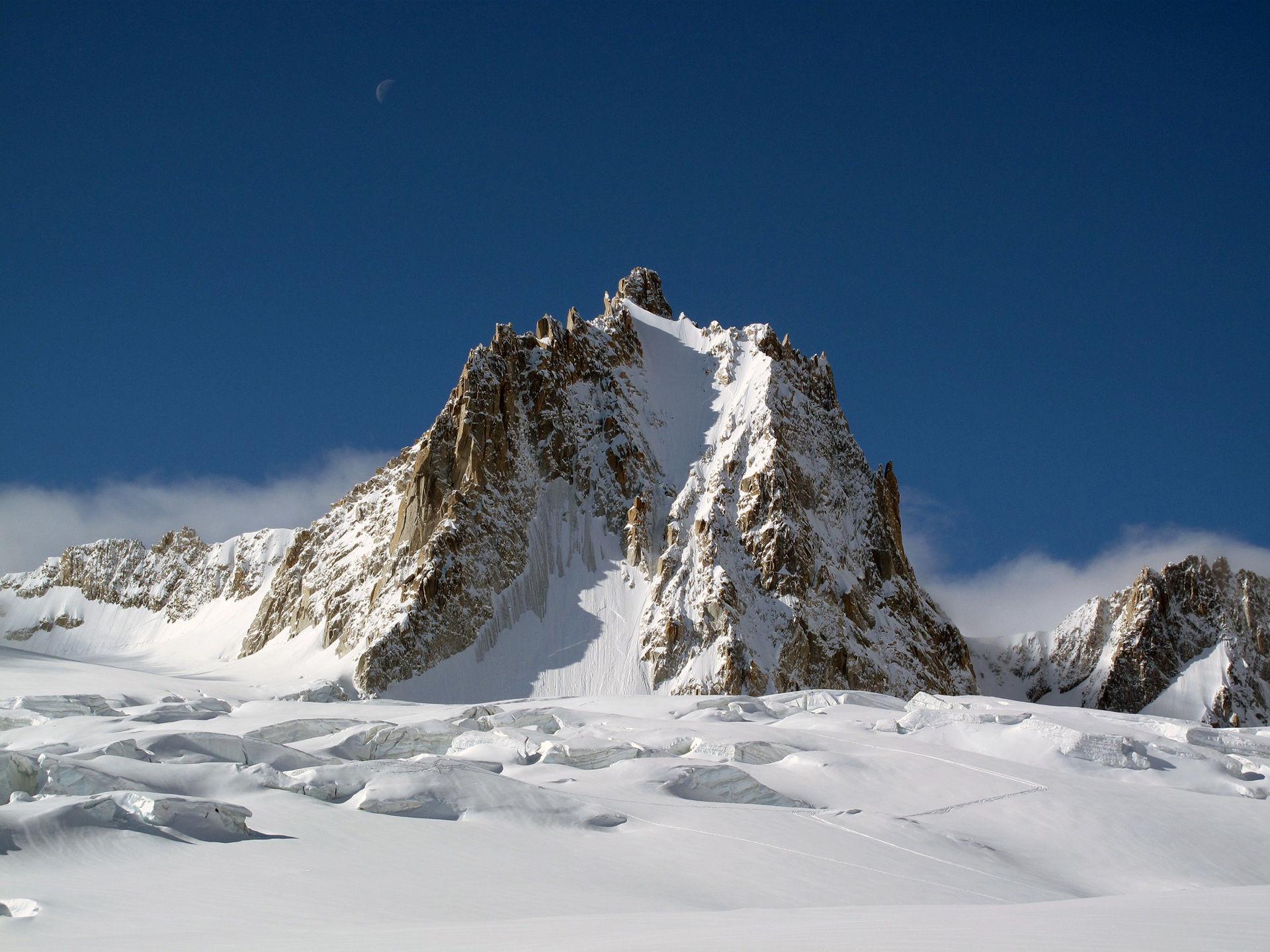 Photo of Monte Bianco, morti i due alpinisti francesi precipitati