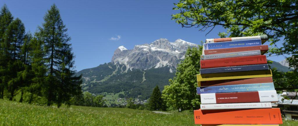 Una Montagna di Libri, Cortina, cultura