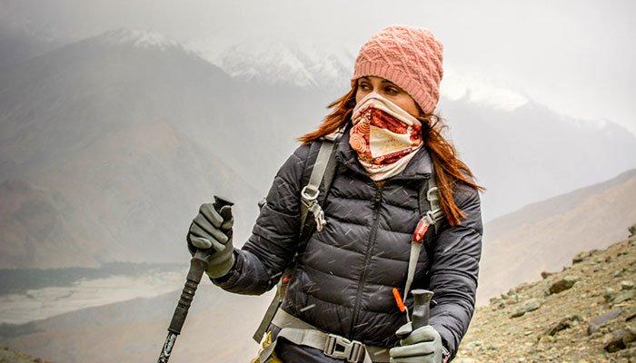 Alpinismo, ottomila, Broad Peak, Uzma Yousaf