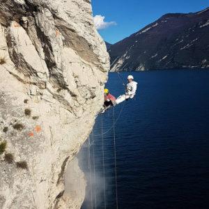 Pista ciclabile, Lago di Garda, turismo